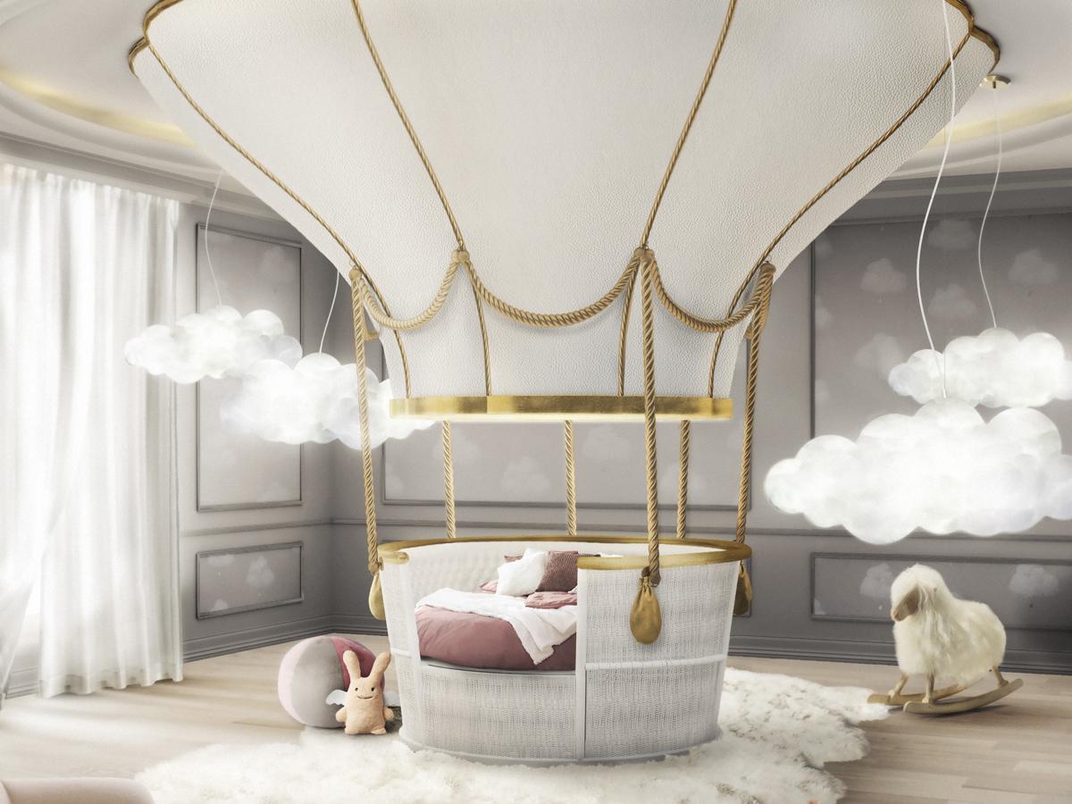 Hervorragend Die Luxus Möbel Von Circu Fürs Kinderzimmer