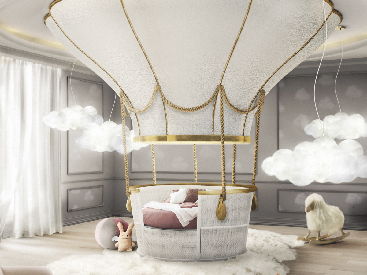 Charmant Die Luxus Möbel Von Circu Fürs Kinderzimmer