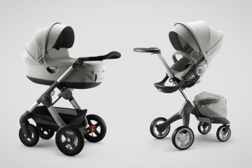 Stokke Kinderwagen Grey Melange