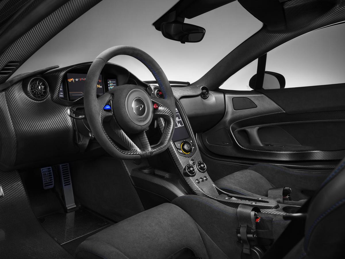 mclaren-p1 karbon kohlefaser modelle sportwagen autosalon genf 2016
