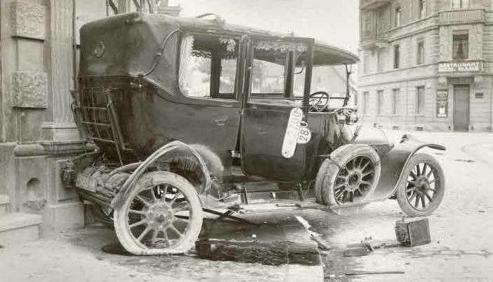 autounfall zürich historische bilder verbrechen geschichte