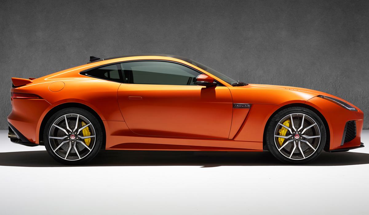 jaguar f type svr neuheit neuheiten neue modelle modell