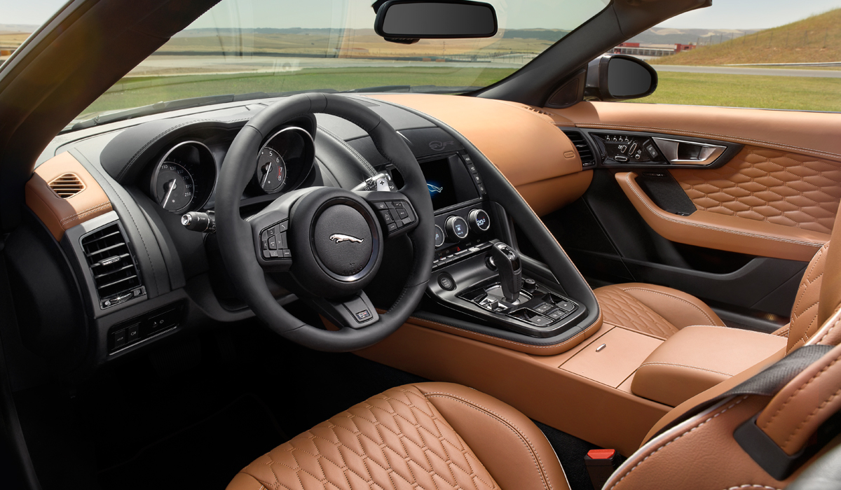 jaguar f type svr sportwagen neuheit neuheiten neue modelle modell