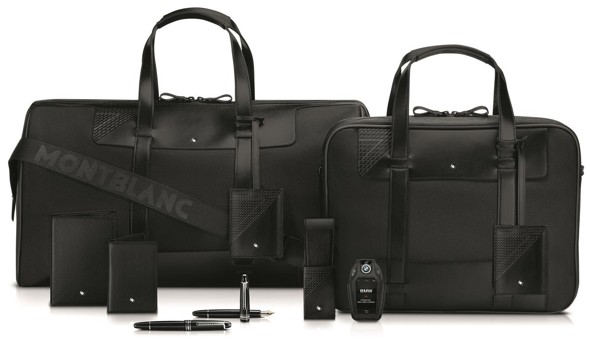 montblanc lederwaren leder accessoires fashion mode trends luxusmarke