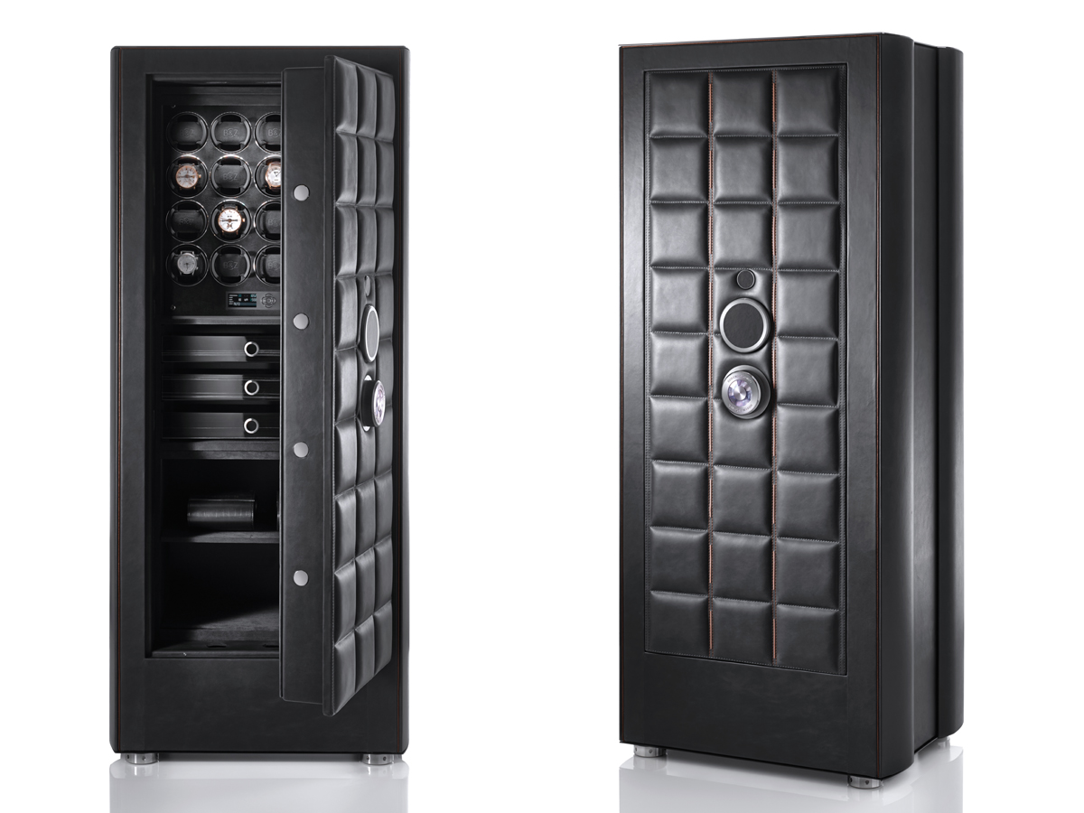 luxus-imperium luxus-industrie luxushersteller safes sicherheit uhren schmuck