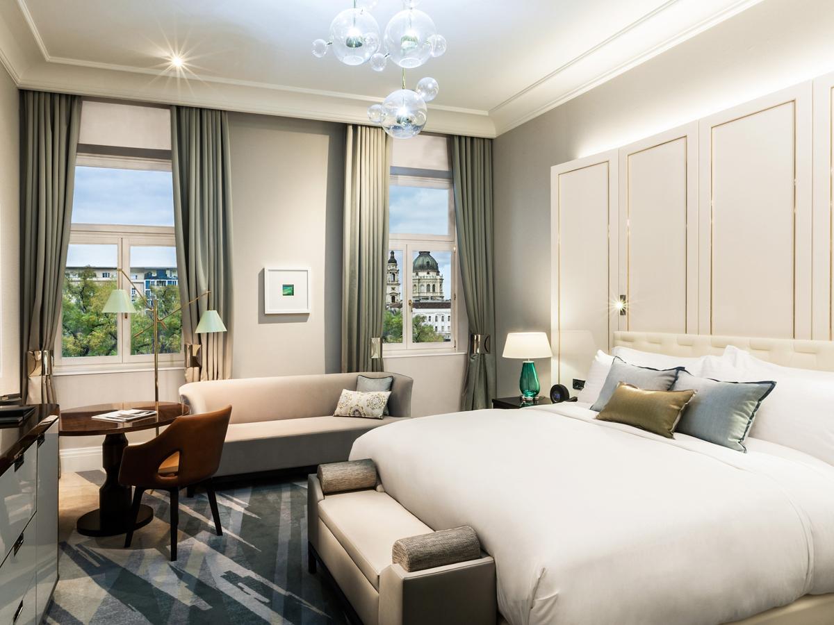 ritz-carlton luxushotel hotel budapest ungarn reisen urlaub ferien