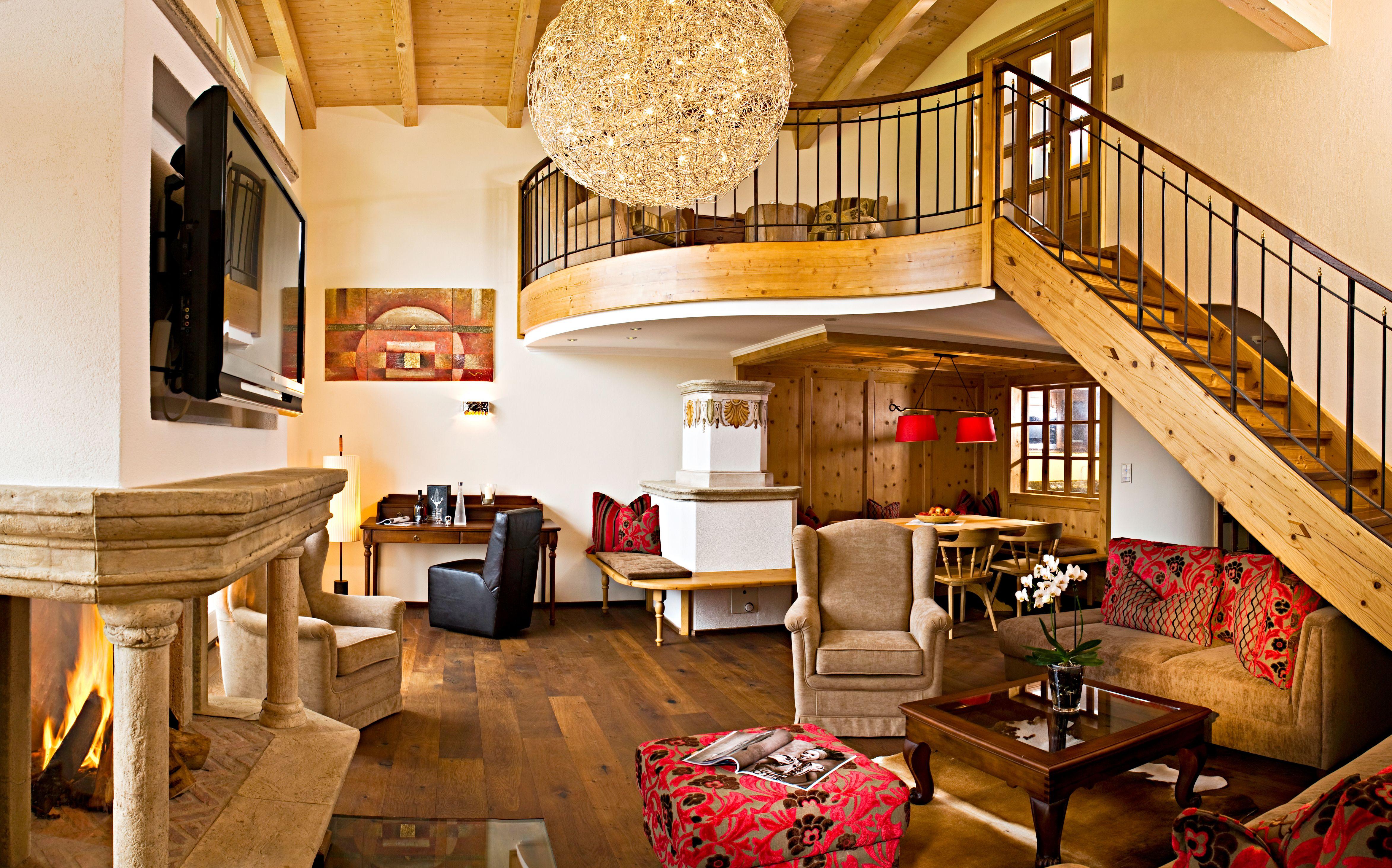 spa luxus-suiten resort ferienhaus österreich tirol urlaub ferien luxushotel
