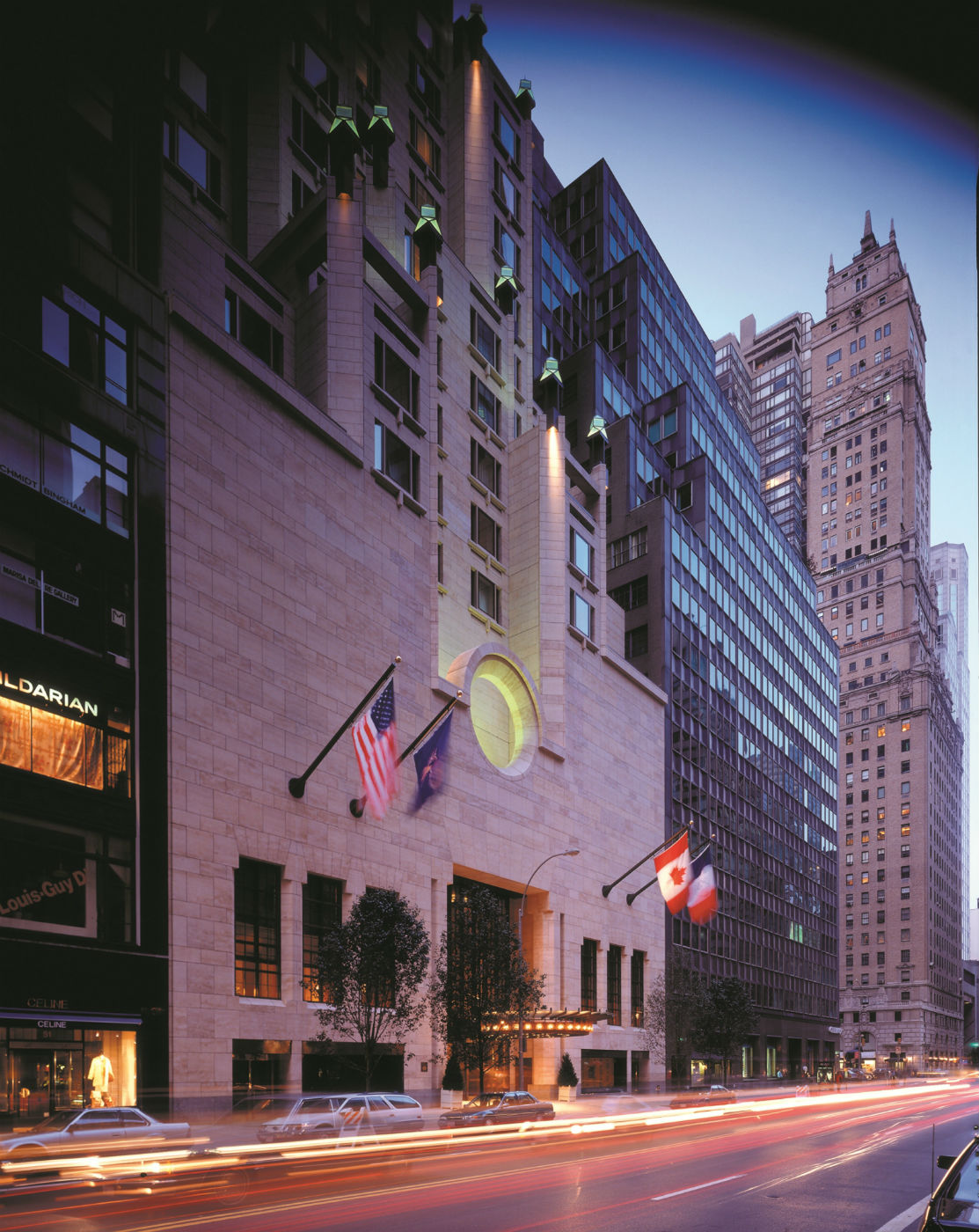 Das Four Seasons in New York (pd)