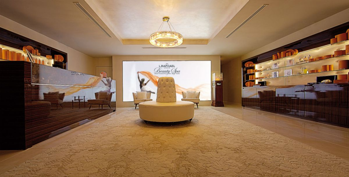 L. Raphael Beauty Spa im Four Seasons New York