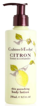 Body Lotion Citron, Honey & Coriander von CRABTREE & EVELYN 250ml