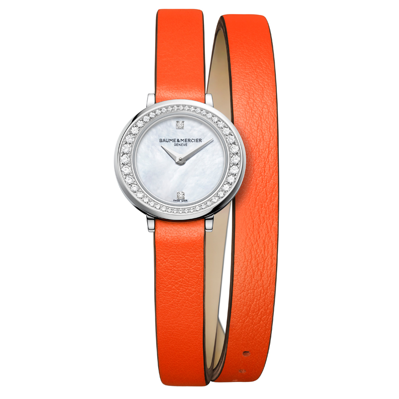 baume-mercier uhr uhren modelle damen frauen armbanduhren armbanduhr edelstahl