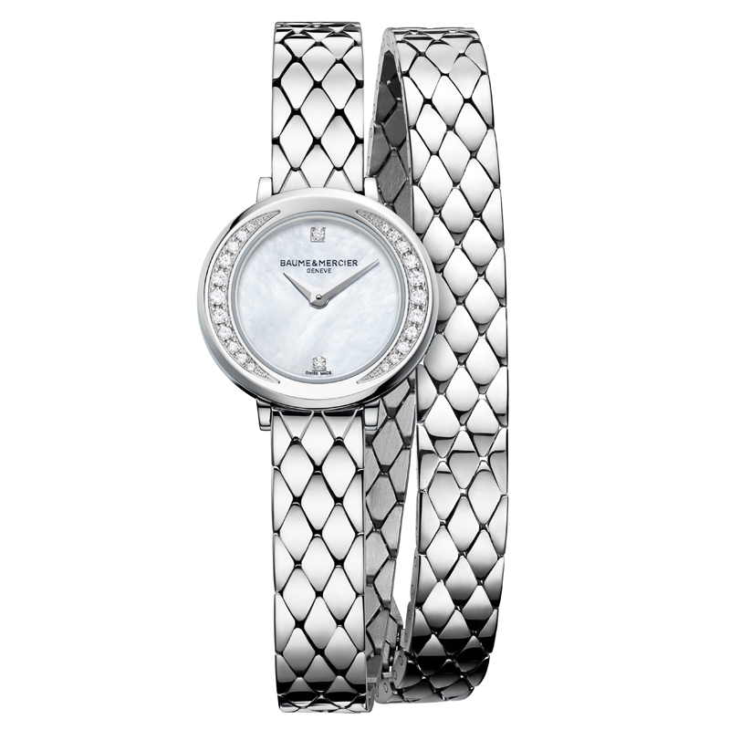 baume-mercier uhr uhren modelle damen frauen armbanduhren armbanduhr feminin