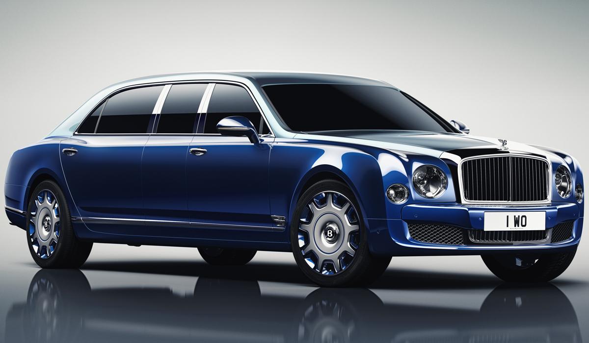 bentley mulsanne grand limousine mulliner luxuslimo luxuslimousine modell modelle