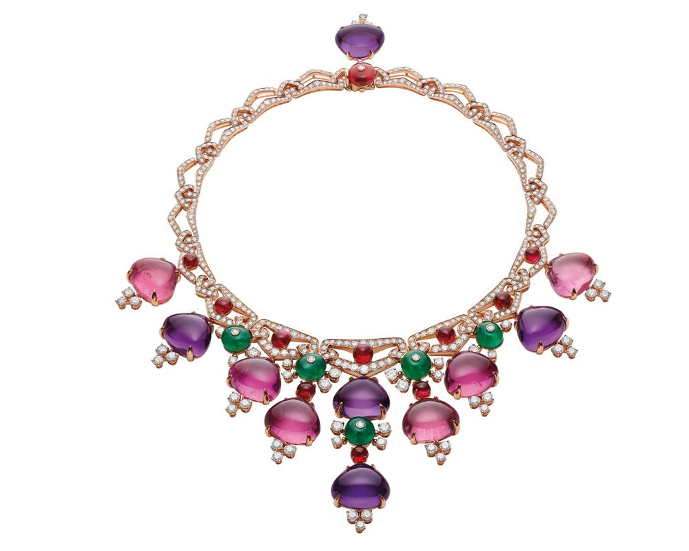 schmuck bulgari schmuckkollketion edelsteine italienisch italien high-jewellery