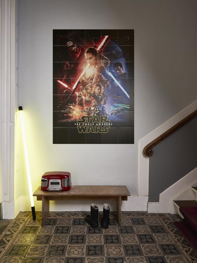 Starwars Filmposter wanddekoration Einrichtung IXXI