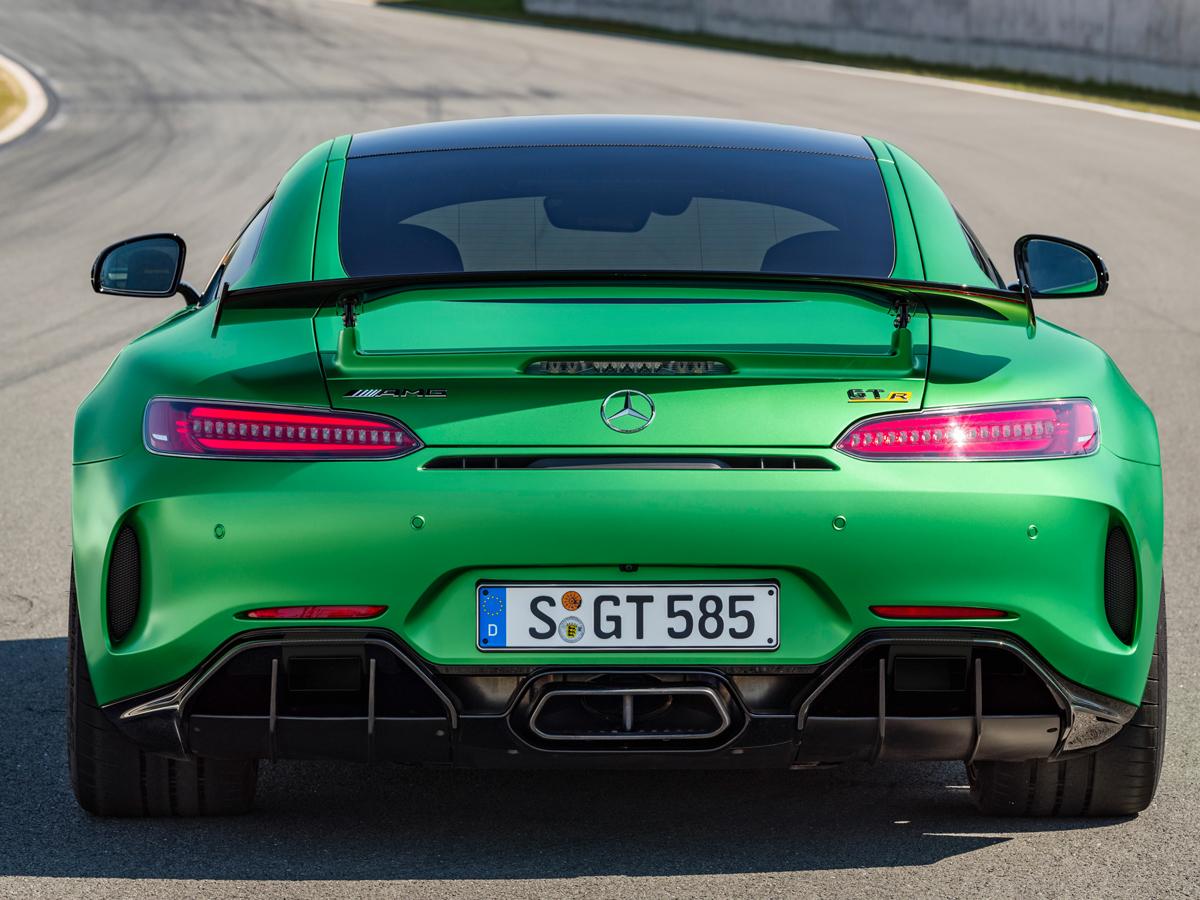 mercedes amg gt sportwagen neuheiten technologie serienfahrzeug design performance