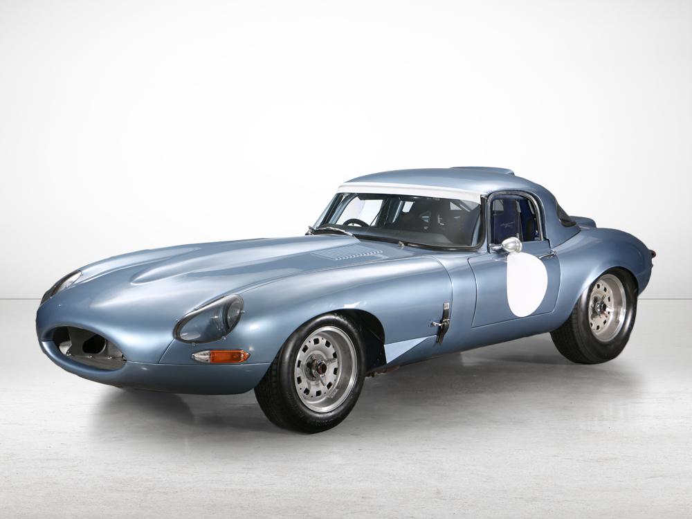Auctionata_Jaguar E-Type Lightweight, Recreation, Baujahr 1962