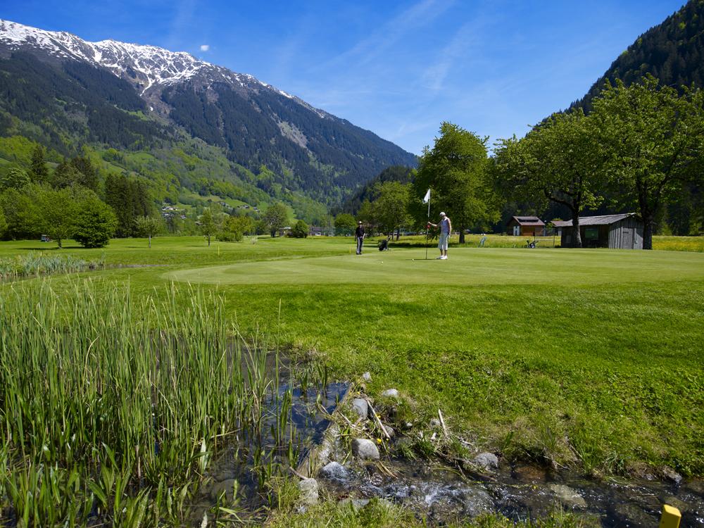 golf golfplatz golfanlagen golfplätze österreich golfferien golfurlaub hotel montafon