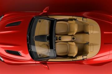 aston martin vanquish zagato volante sportwagen cabrio cabriolet limitiert sonderedition limitierte