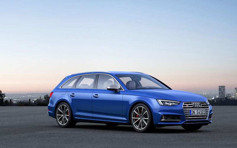audi s4 s4-avant modelle s-modelle modell premium oberklasse benzin turbo verbrauch innenraum infotainment