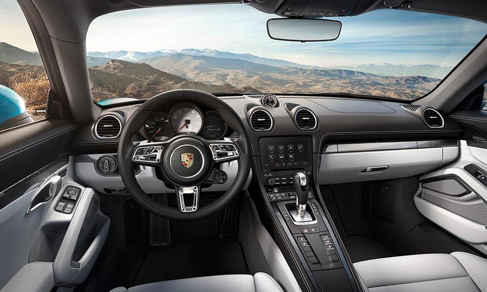 porsche 718 cayman cayman-s modelle neu deutschland preis preise sportwagen