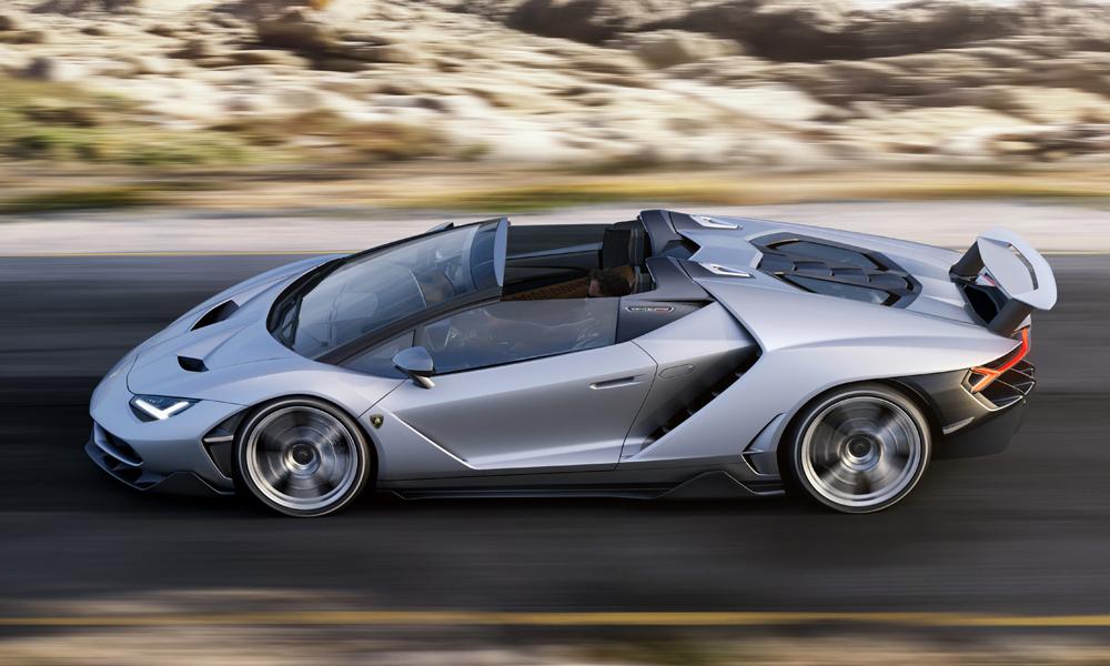 lamborghini centenario roadster limitiert limitierte modelle fahrzeuge preis video interieur