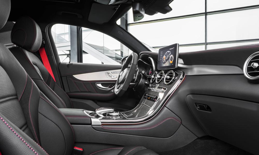 mercedes amg glc 43 4matic coupé modell modelle neu neuheiten neue
