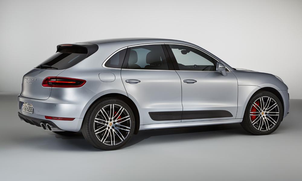 porsche macan turbo sportpaket suv topmodell fahrleistungen ausstattung leistung topmodell