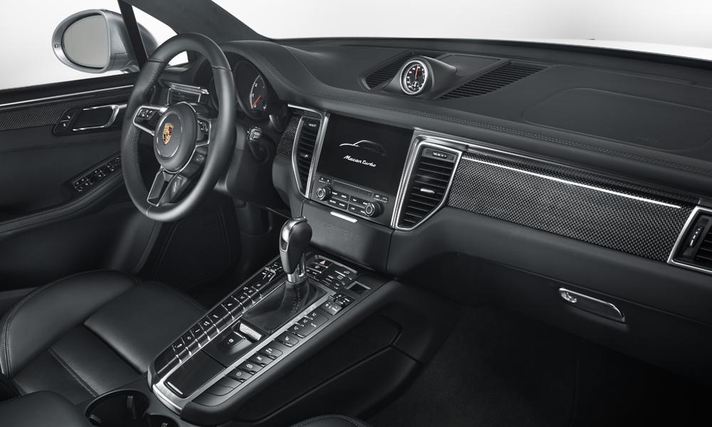 porsche macan turbo sportpaket suv topmodell fahrleistungen ausstattung leistung leistungssteigerung