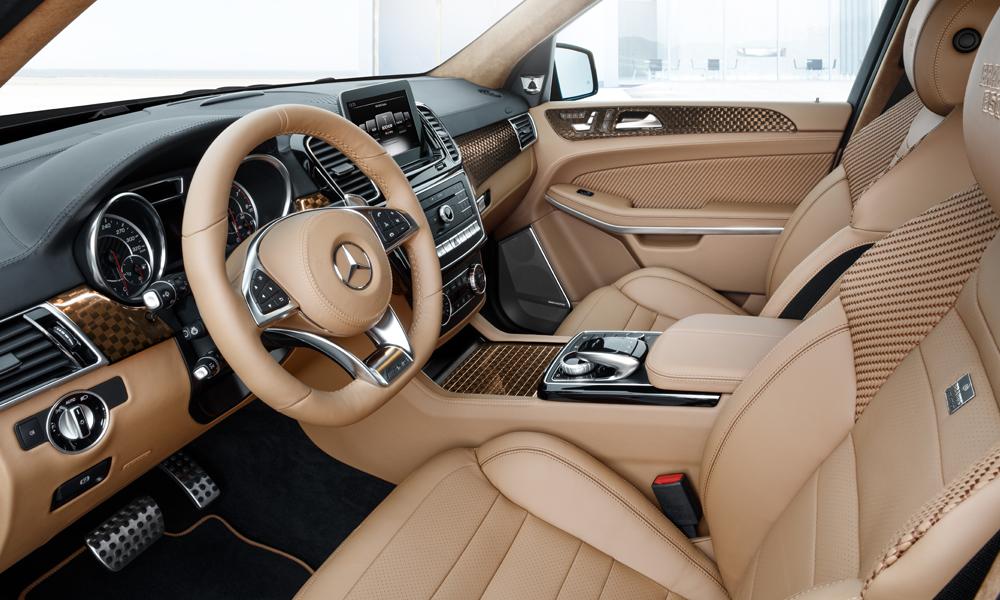 Der BRABUS 850 XL auf Basis des Mercedes-Benz GLS   Proudmag