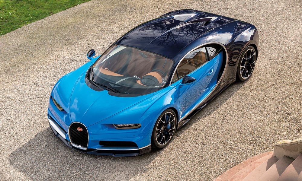 bugatti chiron sportwagen modell modelle supersportwagen neuheit
