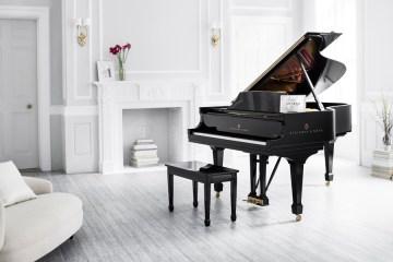 steinway & sons klaviere flügel pianos spirio selbstspielsystem schweiz verkauf