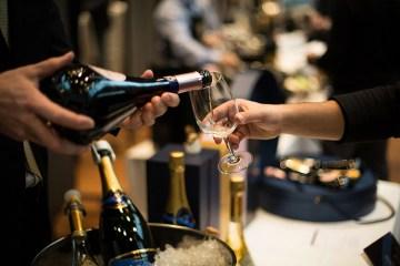 Champagner Event Messe Edel Morse Salon