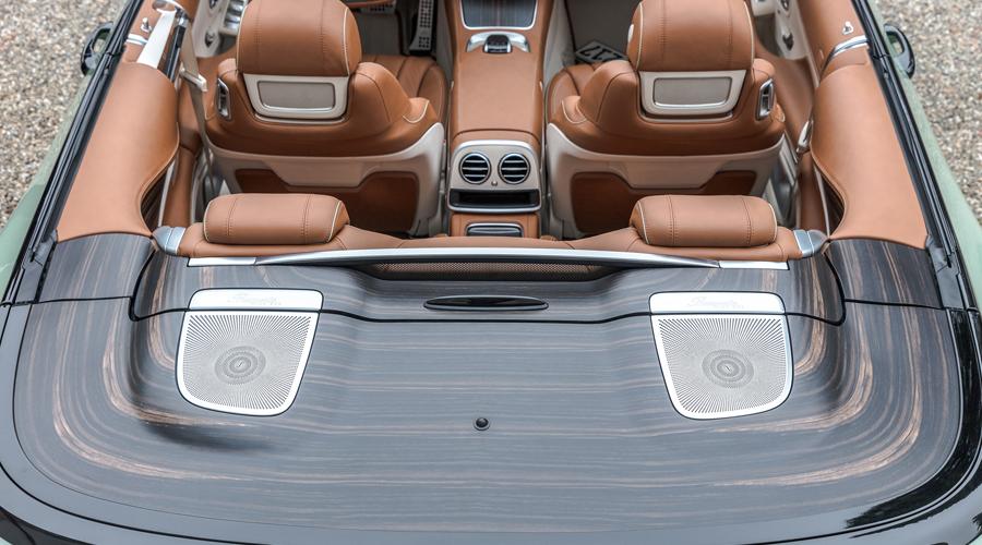 carlsson mercedes-benz cabrio cabriolet s-klasse leistungssteigerung tuning nappaleder