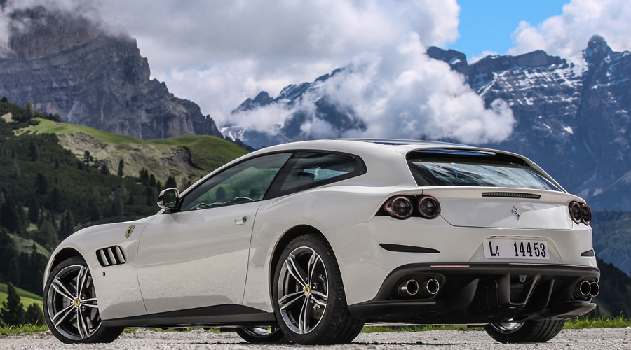 ferrari gtc4lusso modell modelle berlinetta v12 motor neu verkauf viersitzer