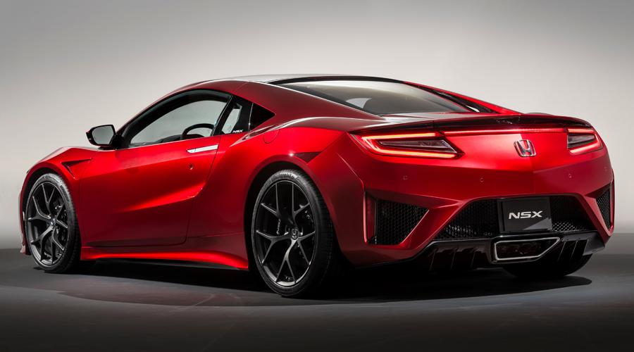 honda nsx honda-nsx sportwagen modell modelle neuheiten neuheit 2017