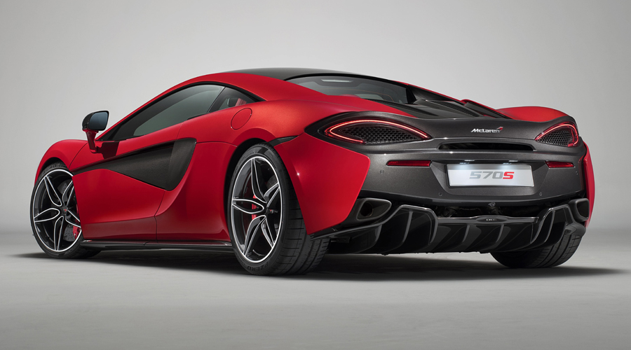 mclaren 570s modelle design modell editionen versionen varianten limitiert coupe