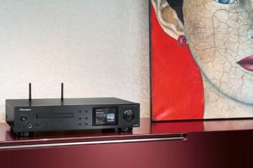 pioneer hifi netzwerkplayer lautsprecher musik streaming