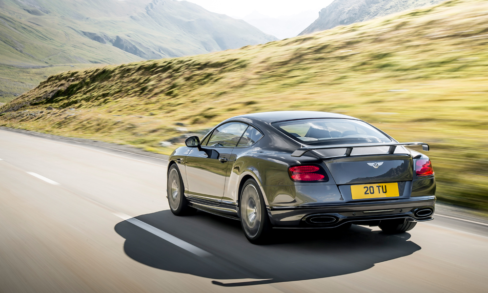 bentley continental supersports cabrio cabriolet convertible modelle luxus limousine