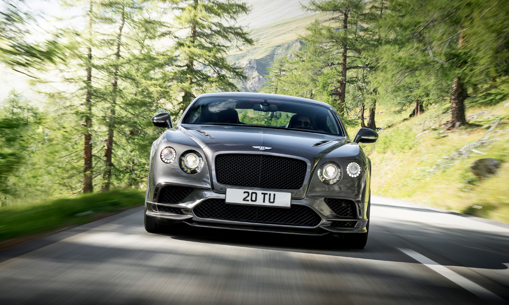 bentley continental supersports cabrio cabriolet convertible modelle