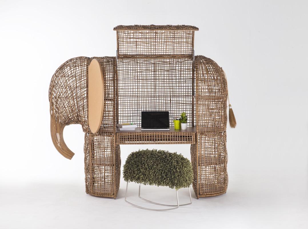 Kenneth Cobonpue Design Furniture Designer Furniture Design Furniture Designer  Rattan Elephant