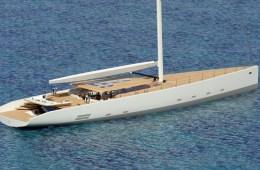wally yacht yachting new innovation mega-yacht performance