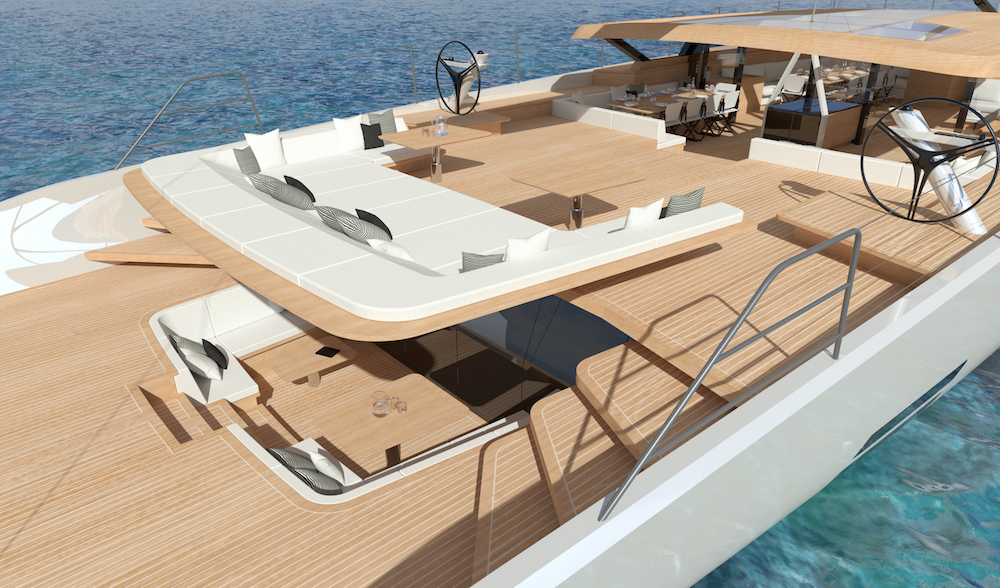 wally yacht yachting new innovation mega-yacht sailing