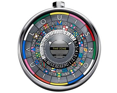 louis vuitton timepiece table clock accessories