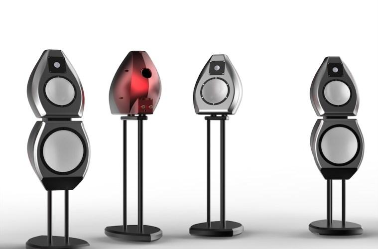 kostas metaxas speakers loudspeakers high-end quality stereo