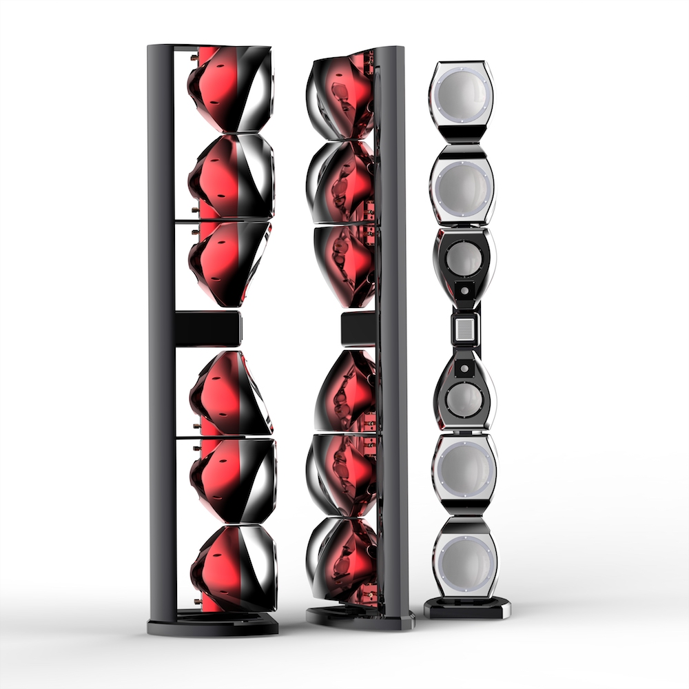 kostas metaxas speakers loudspeakers high quality stereo