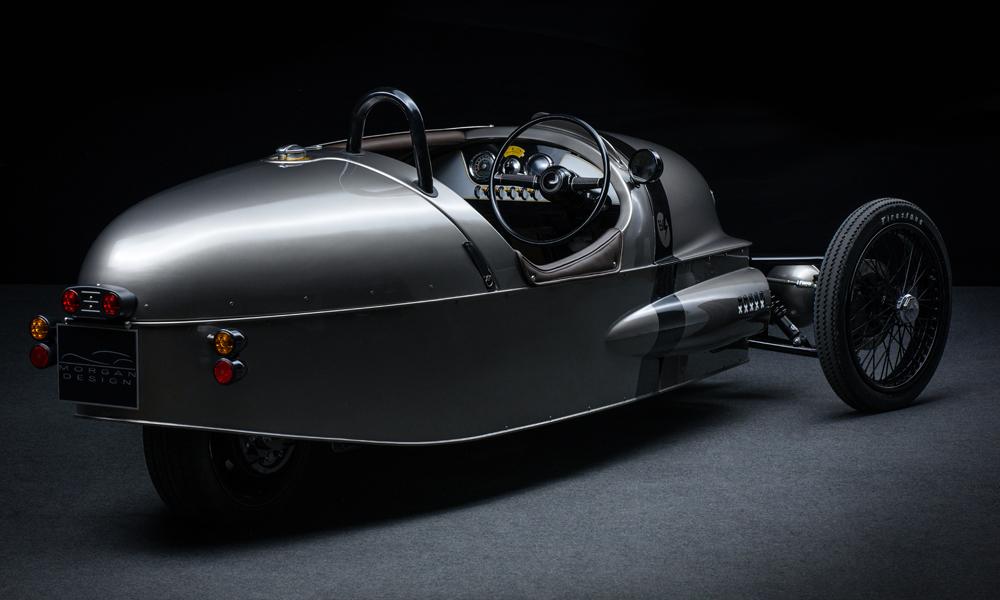 morgan ev3 electric vehicle car cars uk british hand crafted zero emissions