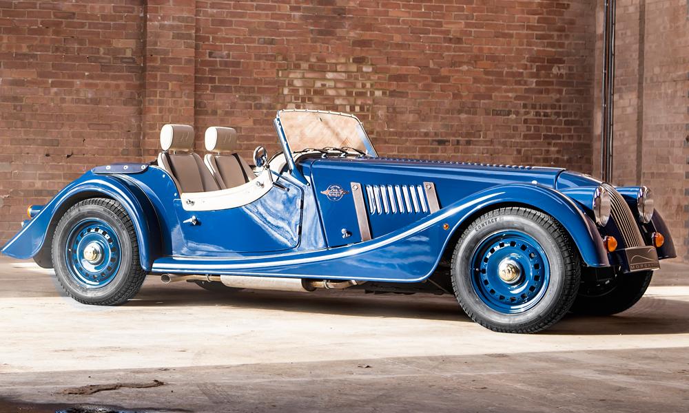 morgan sportscars models british uk limited edition