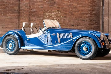 morgan sportscars models british uk limited edition