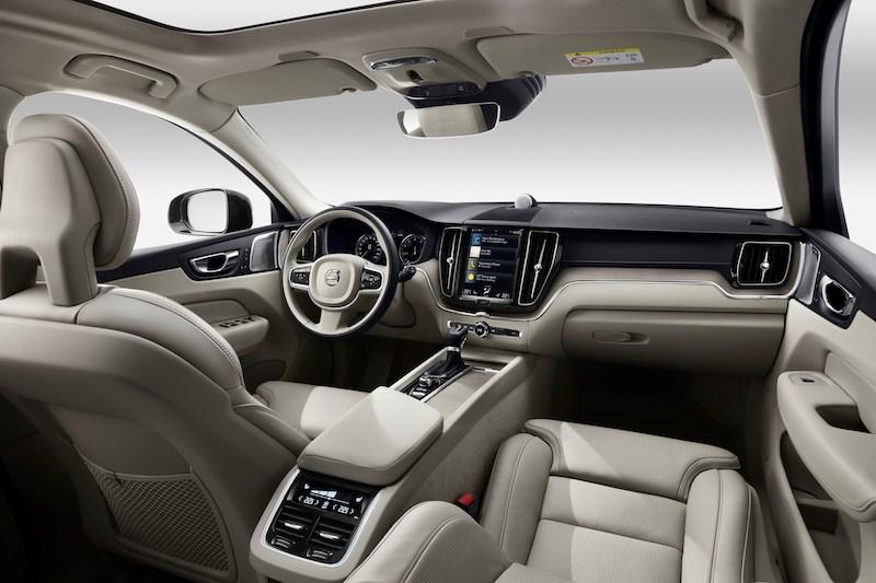 volvo xc60 neuheiten modelle suv premium fahrzeuge interieur